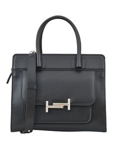 TOD'S TODS DOUBLE T SHOPPING BAG. #tods #bags #shoulder bags #hand bags #charm #accessories #metallic #