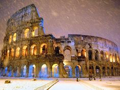 National Geographic, coliseo romano