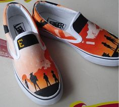 one piece anime shoes one piece canvas shoes one piece shoes ani,Slip-on Painted Canvas Shoes