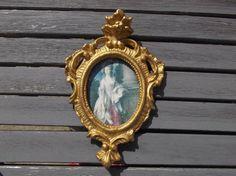 petit cadre baroque rococo  french baroque par PrettyFrenchAttic