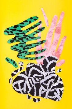 SPAIN: PATTERN ART: COCOLIA