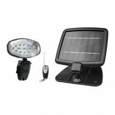 Solárne osvetlenie s diaľkovým ovládaním Solarcentre EVO15