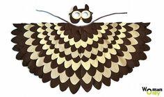 Костюм совы своими руками - просто и мило 1.jpg (640×380)