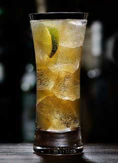Drambuie Cider Cooler  • Ingredients: 1/2 part Drambuie® 3 parts Cider 2 scoops Cubed Ice 1 Individual Lemon Wedge 2 parts Lemonade Preparation: Put all ingredients into a tall glass filled with cubed ice. Stir gently and garnish with a wedge of lemon or lime.