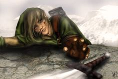 Link by Aknightsword #gaming