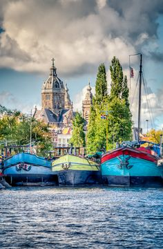 #Amsterdam, #Holland