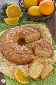 Spend your time with great hobbies Vegan Desserts, Vegan Recipes, Italian Cake, Best Italian Recipes, Cooking Time, Bagel, Biscotti, Sweet Recipes, Good Food