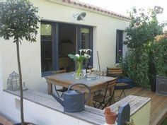 charmante petite maison au petit vieil   Location de vacances à partir de Noirmoutier en l'Ile @homeaway! #vacation #rental #travel #homeaway