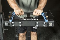 Browse all of Rogue's Grippers for grip strength training, including popular products like the Captains of Crush, Hand X Band, and Twist Yo Wrist. Crossfit Home Gym, Crossfit Equipment, At Home Gym, No Equipment Workout, Gym Machines, Fitness Facilities, Rogue Fitness, Garage Gym, My Gym