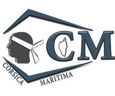 PARTICIPATION AU CONCOURS DE LOGO DE CORSICA MARITIMA  Projet 3 de Monika R.