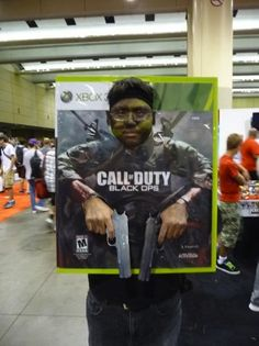 Call of Duty Black Ops costume