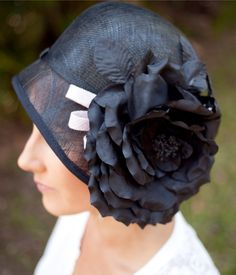 Great Gatsby Cloche Hat