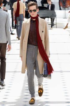 Burberry Spring 2016 Menswear Fashion Show - Sebastian Brice