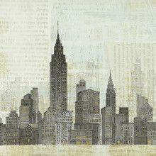 Wall mural - Avery Tillmon - Empire Skyline