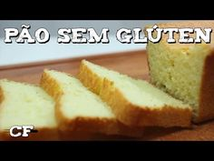 Pão sem Glúten @CookFork - YouTube