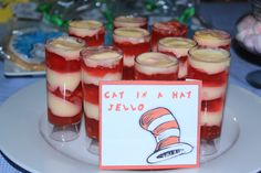dr seuss baby shower ideas with pictures | Dr. Seuss Baby Shower