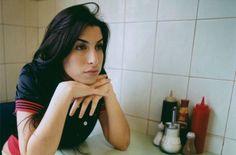 Amy Winehouse. London, 2004