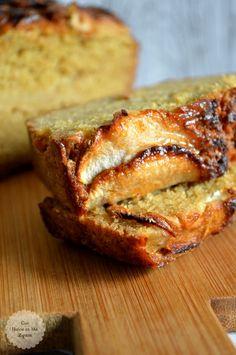 Natalia Entre Harinas: Loaf Cake de Manzana http://elfielato.es/blog/Natalia-entre-harinas/loaf-cake-de-manzana/