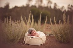 Outdoor newborn safety measures and composites by Baby as Art
