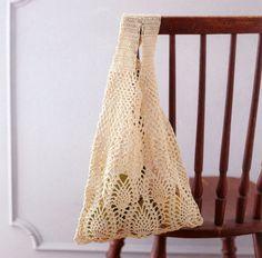 Marvelous Crochet A Shell Stitch Purse Bag Ideas. Wonderful Crochet A Shell Stitch Purse Bag Ideas. Crochet Flower Patterns, Crochet Blanket Patterns, Pineapple Crochet, Pineapple Pattern, Crochet Baby Boots, Crochet Market Bag, Crochet Shell Stitch, Diy Crochet, Crochet Bags