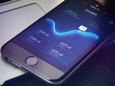 UI Design by Gleb Kuznetsov
