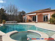 Villa NEO PROVENCALE Récente. A 30km Des Plages, Dans Un Quartier  Résidentiel Recherché