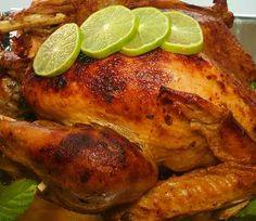 Menús para el día de Acción de gracias -- ¡festéjalo con mucho sabor mexicano! //  Menus for Thanksgiving -- celebrate with plenty of Mexican flavor!