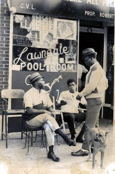 """The origin story of street-gangs always amaze me. They often begin as empowerment communities: """"They intervened in gang wars and looked for ways to get kids and young men off the streets. They told kids it was stupid to be killing each other.    The CVL transformed a pool hall at 3655 W. 16th Street into a place for Lawndale's youth and young adults to hang out. Their reputation grew around the country. Militant civil rights groups came to meet with them."""" --gangresearch.net on The Vice…"""