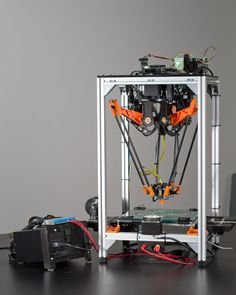 FirePick Delta is an open-source electronics manufacturing system, inspired by RepRap and powered by OpenPnP and FirePick's own Computer Vision software. We are taking the beginning steps towards a smart appliance that can manufacture electronic circuit boards in a home or office environment. Our machine is able to assemble open-source hardware boards like Arduino and Raspberry Pi accessories, and also has the capability to 3D print. It features an auto-tool changer that allows multi...
