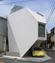 easy + heights: Origami House X Yasuhiro Yamashita