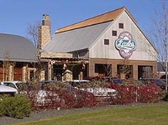 Lazlo's Restaurant in South Lincoln, Nebraska. A little pricy, but reasonable enough for a fancy night out.