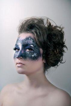 Galaxy Make up By Naida Djekic