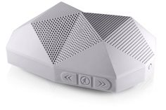 Outdoor Technology Turtle Shell Wireless Boom Box White #audio #design