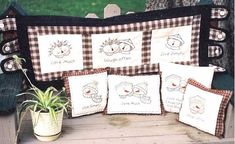 primitive hand embroidery patterns - Google Search