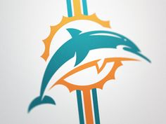Fraser Davidson is an amazing designer.  This is way better than the current Dolphins logo.