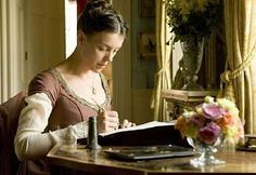 Miss Austen Regrets with Olivia Williams as Jane Austen by Andrea Galer Jane Austen Book Club, Jane Austen Movies, Terri Lynn, Hugh Bonneville, Becoming Jane, Regency Era, Period Costumes, Period Dramas, Period Movies