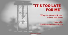 You want to find a meaningful, one that's right for you. Coaching makes it all happen quicker and much easier. I've worked with hundreds of clients who have changed their lives so far, now i Dead End Job, Resume Writing Services, Interview Process, Hiring Process, Come & Get It, Dream Career, You Are Worthy, Career Coach, Feeling Stuck