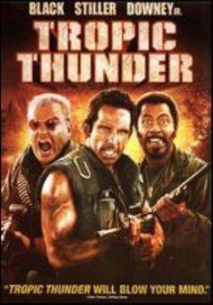 Tropic Thunder. Action, Comedy, History. http://libcat.bentley.edu/record=b1261936~S0