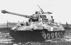 King Tiger Tank, Tiger II is the common name of a German heavy tank of the Second World War. German designation was Panzerkampfwagen Tiger Ausf.B, The ordnance inventory designation was Sd.Kfz. 182. It is also known under the informal name Königstiger.