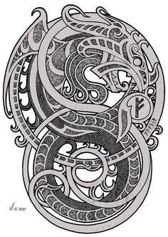 Tattoo Rusi old