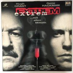 Extrem… mit allen Mitteln Laserdisc