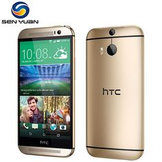 HTC ONE M8 2GB RAM 32GB ROM     Tag a friend who would love this!     FREE Shipping Worldwide     Get it here ---> http://www.dicknvicki.com/product/m8-original-htc-one-m8-unlocked-cell-phone-32gb-rom-quad-core-5-0touch-screen-3g4g-wifi-gps-m8-mobile-phone/ #refurbishedphones