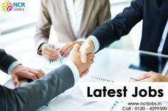 Job seeker can find the #LatestJobs opportunity in their desired field. You just upload your academic credentials on the prominent job portals and in return, you will get the multiple job offers according to your qualification and the eligibility. See more @ http://bit.ly/2hyQz7y #NCRJobs #JobPortal