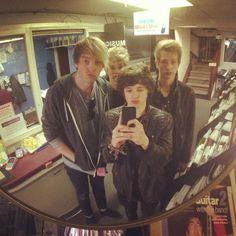 Dean Sherwood ▪ Connor Ball ▪ Bradley Simpson ▪ James McVey   The Vamps   #thevampsband