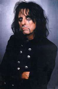 Alice Cooper was once elected Homecoming Queen for the University Of Houston.