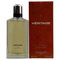 Heritage By Guerlain Edt Spray 3.4 Oz