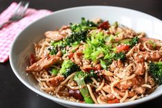 Today I am going to make one of the best Asian street food. I would like to visit there just to smell the delicious food in every small street there and also the Asian staple food, Noodles. If you ...
