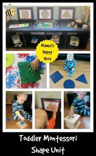 Toddler Montessori S
