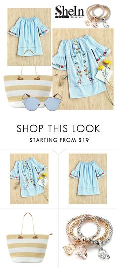 """""""SheIn"""" by elpablo ❤ liked on Polyvore featuring Phase Eight and Christian Dior"""