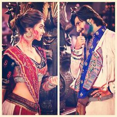 Ramleela...Ah, love at first sight!